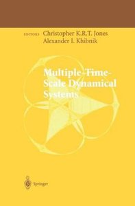 Multiple-Time-Scale Dynamical Systems
