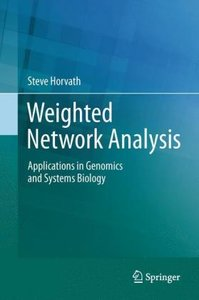 Weighted Network Analysis