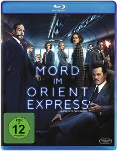 Mord im Orient Express (2017), 1 Blu-ray