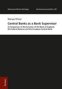 Central Banks as a Bank Supervisor