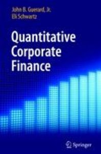 Quantitative Corporate Finance