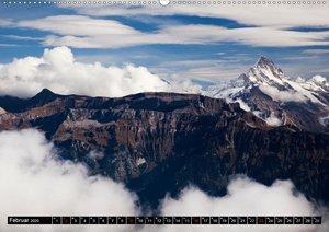 Schweizer Alpen. Natur und Landschaften (Wandkalender 2020 DIN A