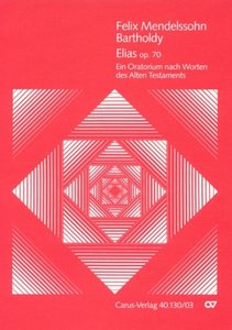 Elias op.70, Klavierauszug (Todd)