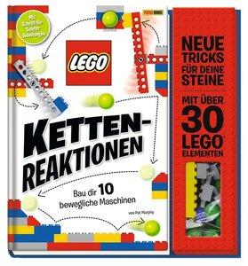 LEGO Kettenreaktion: Neue Tricks für deine Steine