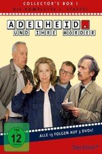Adelheid und ihre Mörder - Die komplette 1. Staffel