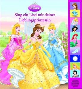 Disney Prinzessinnen, Lieblingsprinzessinnen