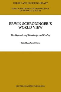 Erwin Schrödinger's World View