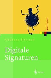 Digitale Signaturen