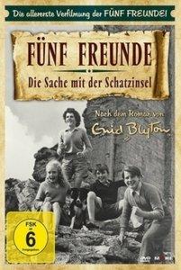 FÜNF FREUNDE - DIE SACHE MIT DER SCHATZINSEL