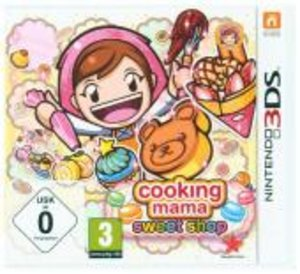 Cooking Mama - Sweet Shop!