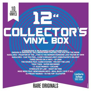 "12"" Collector s Vinyl Box"