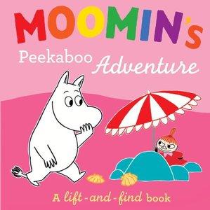 Moomin Goes On An Adventure