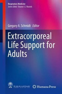 Extracorporeal Life Support for Adults