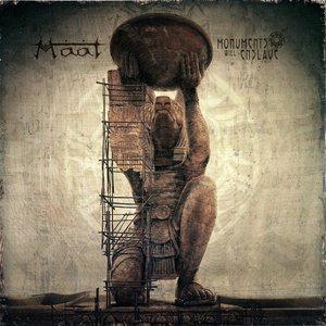MAAT-Monuments Will Enslave (Limited Sahara Vinyl)