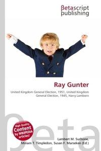 Ray Gunter