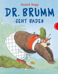 Dr. Brumm geht baden