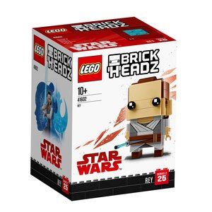 LEGO® Brickheadz 41602 - Star Wars, Rey, baubarer Charakter