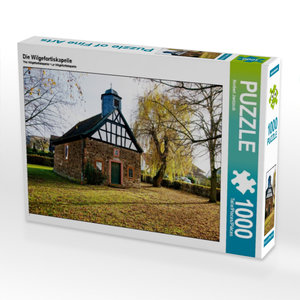 Die Wilgefortiskapelle 1000 Teile Puzzle quer