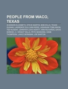 People from Waco, Texas