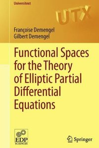 Functional Spaces for the Theory of Elliptic Partial Differentia