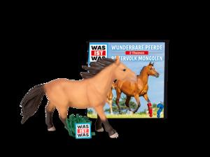 01-0039 Tonie-WAS IST WAS - Wunderbare Pferde/Reitervolk Mongole