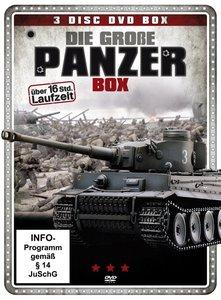 Die Große Panzerbox ? Deluxe Edition (3 DVDs)