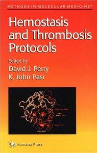 Hemostasis and Thrombosis Protocols
