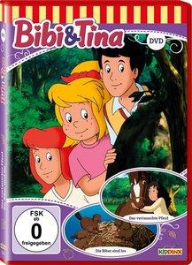Bibi & Tina - Das vertauschte Pferd/Die Biber sind los, 1 DVD