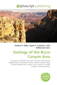 Geology of the Bryce Canyon Area