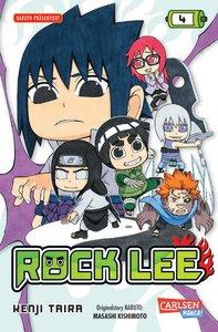 Rock Lee, Band 4
