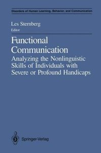 Functional Communication