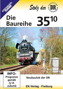 Die Baureihe 35.10, 1 DVD-Video