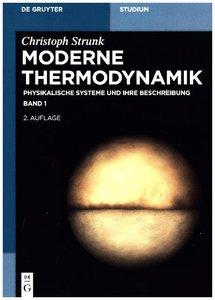 Moderne Thermodynamik 01