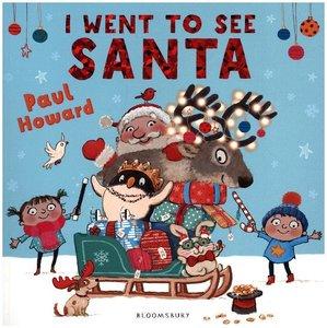 I Went to See Santa