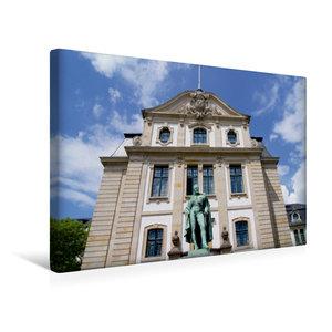 Premium Textil-Leinwand 45 cm x 30 cm quer Karl August Graf von