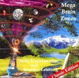 Volle Konzentration und Kreative Leistung, 1 Audio-CD