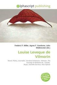 Louise Leveque de Vilmorin