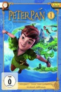 Peter Pan 01: Hausputz / Peter Pans Geburtstag / Michaels Albtra