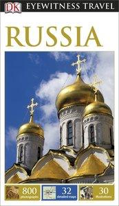 DK Publishing: DK Eyewitness Travel Guide: Russia