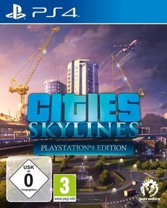 Cities: Skylines (PlayStation PS4)
