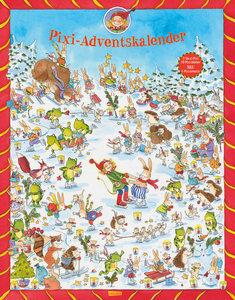 Pixi Adventskalender 2016