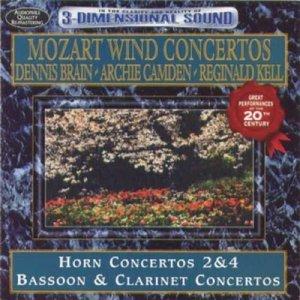Mozart-Wind Concertos - Bläserkonzerte