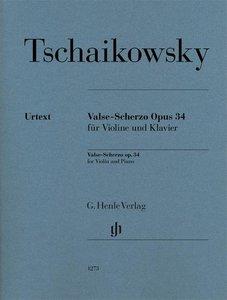 Valse-Scherzo op. 34
