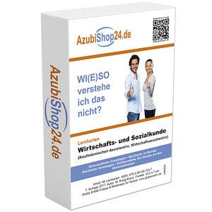 AzubiShop24.de Lernkarten Wirtschafts- und Sozialkunde (Kaufmänn