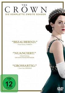 The Crown. Staffel.2, 1 DVD