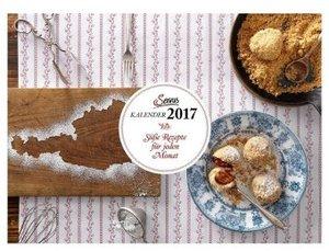 Süße Rezepte für jeden Monat 2017