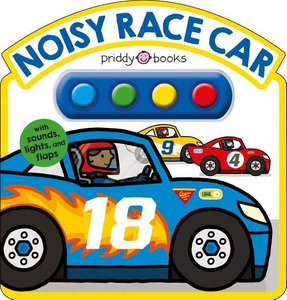 Noisy Race Car Sound Book