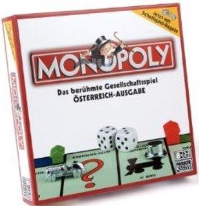 Hasbro - Parker: Monopoly, Österreich-Ausgabe