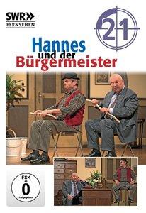 Hannes und der Bürgermeister. Tl.21, 1 DVD