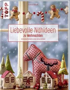 Liebevolle Nähideen zu Weihnachten